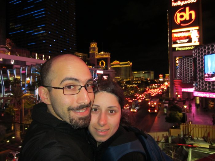 Us in Vegas