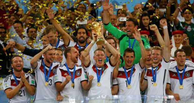 Germany win World Cup 2014