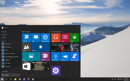 Windows10-StartMenu